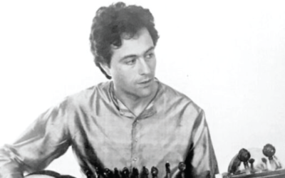 The Making of the California Gharana: Christopher Ris